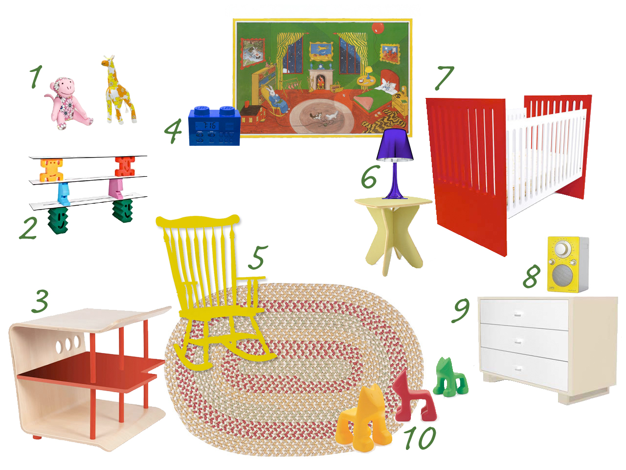 My Modern Nursery 17 Goodnight Moon Buymodernbaby