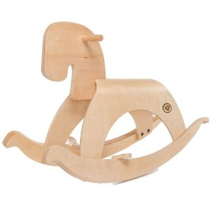 Prince Lionheart Woody Rocking Horse